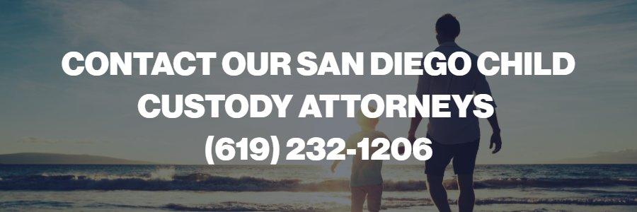 San Diego custody lawyers